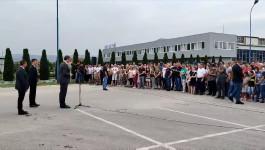 Predsednik Srbije Aleksandar Vučić posetio Vranje